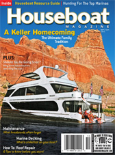 Donns Boat Shop in Houseboat Magazine